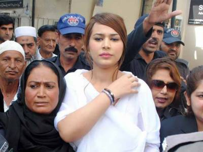 Sindh HC reserves verdict on Ayyan Ali contempt of court plea