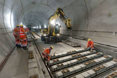 World's longest rail tunnel to be inaugurated in Europe