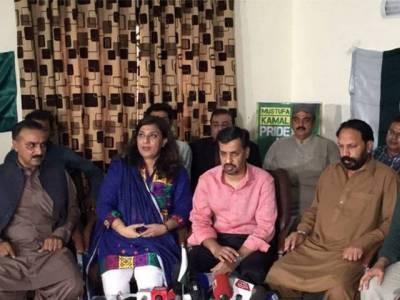 Mustafa Kamal take wickets of APML