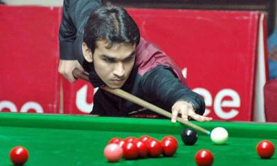 Pakistan Snooker team to face India in ACBS Snooker's semi finals