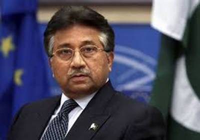 Pervaiz Musharraf declared PO in Ghazi Abdul Rasheed case
