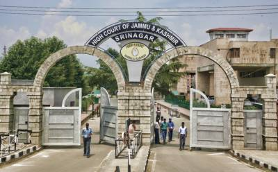 Indian Occupied Kashmir HC Bar releases report on detainees miseries