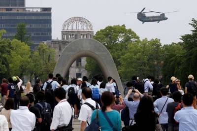 Hiroshima bombing was Japan's own fault: China State Media