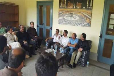 Imran Khan threats Government of on street agitation