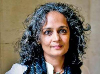 Indian Army operates like a colonizer against own people: Arundhati Roy