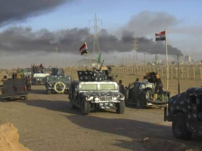 Iraqi Forces enter Fallujah to retake from ISIS