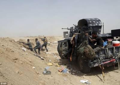 ISIS stops Iraqi Army at Fallujah entrance gates