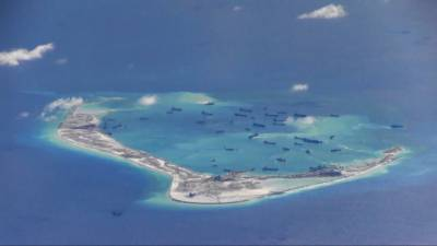 China warns US to stay away from South China Sea