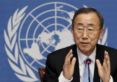 Pakistan most reliable contributor to UN peace keeping missions: Ban Ki Moon