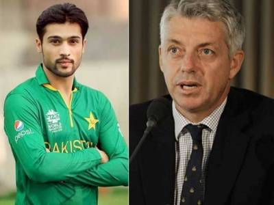 ICC Chief Executive speak out in favor of Muhammad Amir