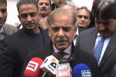 PM Nawaz Sharif recovering quickly : CM Shahbaz
