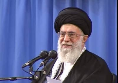 US and Britain can't be trusted: Khamenei