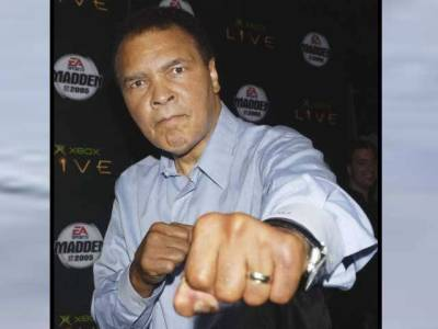Boxer Muhammad Ali: Life Story of a Legend