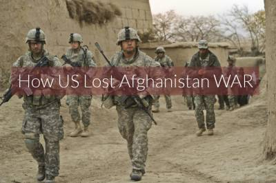 Has US lost Afghanistan WAR ?