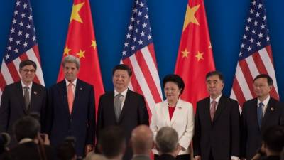 US-China started strategic and economic dialogues amid high tensions