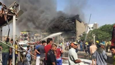 Bomb Blasts near Imam Hussain Shrine in Karbala
