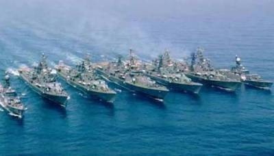 India-US Naval Drills: How US using India to counter China