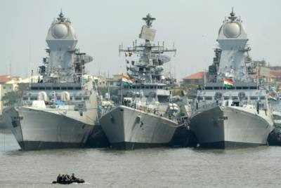 Malabar Drills: India-US-Japan hold anti- China naval drills in Pacific