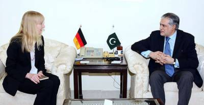 Pakistan-Germany investment and economic cooperation to be enhanced