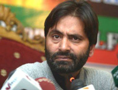 Yasin Malik released from detention in IHK in 29 years old clash