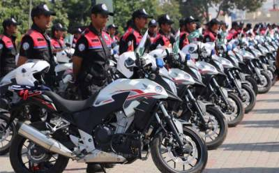 Dolphin force to be extended in major cities across Punjab
