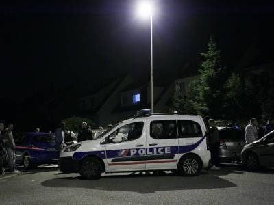 French Police couple killed in 'ISIS linked' attack