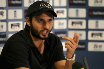 Shahid Afridi speaks out his mind about future