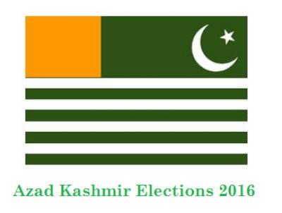 AJK general Elections 2016: Few facts
