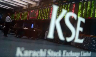 KSE 100 Index: Best Performing Stock Exchange of Asia as per Bloomberg