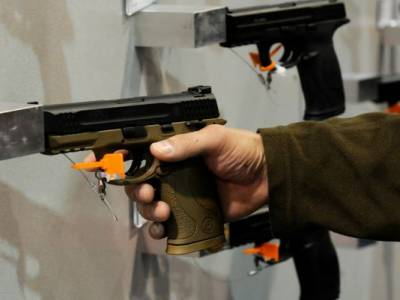 US Gun Industry records higher sales after mass shooting