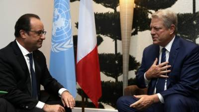 Climate Change: France becomes first major nation to ratify UN climate deal