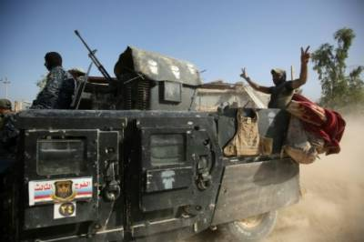 Fallujah Battle: Iraqi forces face strict resistance from ISIS