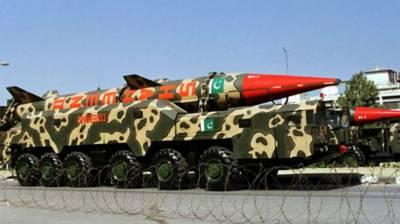 Pakistan reaffirms stance of no first nuclear testing