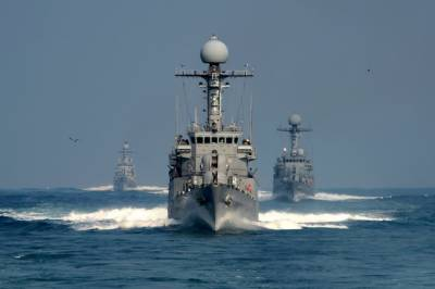 Yellow Sea: South Korean Navy simulates re pulsing North Attack