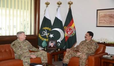 COAS and US Commander RSMA discuss border management mechanism