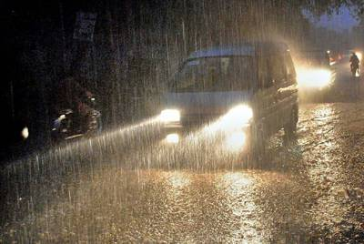 Extra heavy monsoon in the country this year
