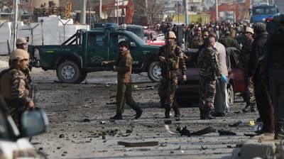 Motorcycle Bomb blast in Badakhshan, N.E Afghanistan