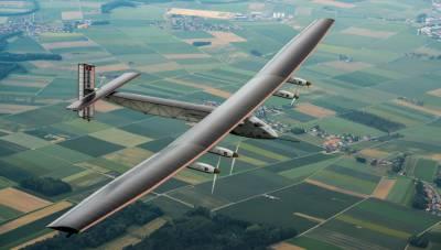 Solar Impulse 2 leaves New York for Trans Atlantic Journey
