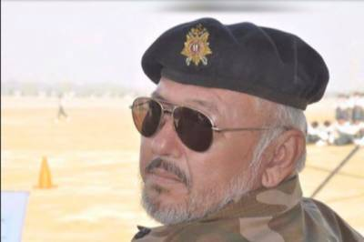 Torkham border gate to be named as Maj Jawad Changezi martyr Gate