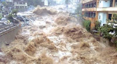 Medium flood in River Kabul, low in rivers Panjkora, Swat recorded: Met