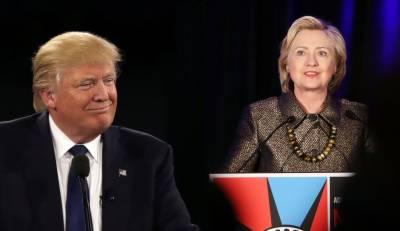 US Presidential Elections 2016: Trump's $1.3 million campaign funds Vs. Clinton's $ 94 million