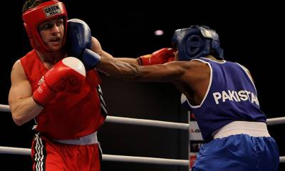 Pakistani Pugilists fall in Baku in Olympics Qualifiers