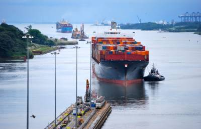 Panama Canal enlarged to boost US-Asia trade