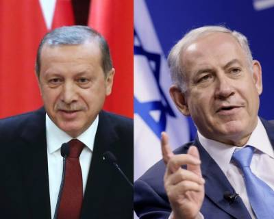Turkey and Israel agree to normalize relations after 6 years