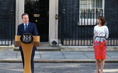 Britain votes to leave EU and the PM resigns