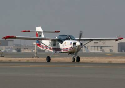 Super Mushshak trainer aircraft to be provided to Qatari Air Force