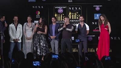 'Bollywood Oscars' being held in Madrid, Spain