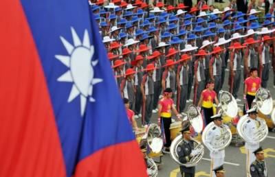 China cuts official contact with Taiwan