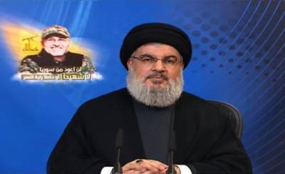 Fight for Aleppo 'greatest battle' in Syria: Hezbollah chief