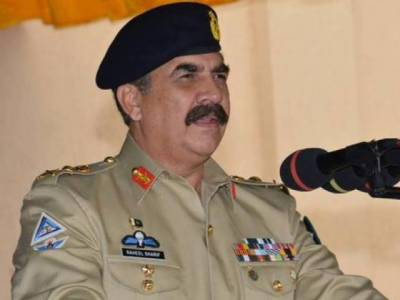 Pakistani nation has emerged as most resilient nation in the world : COAS